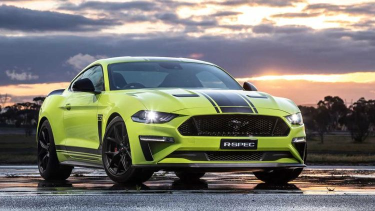 Ford Mustang R-Spec '19