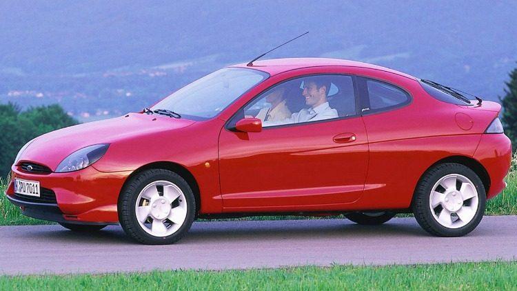 Ford Puma '97