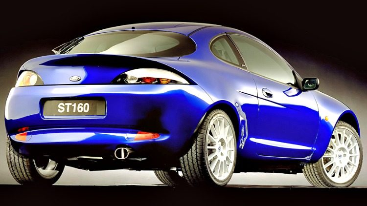 Ford Puma ST160 Concept '99