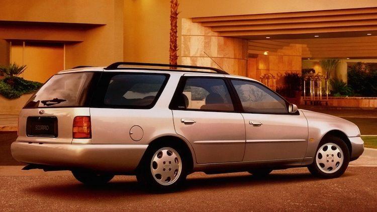 Ford Scorpio Turnier '94