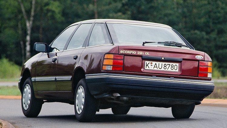 Ford Scorpio 2.9i GL '87