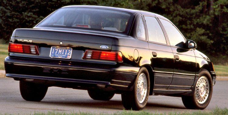 Ford Taurus SHO '89