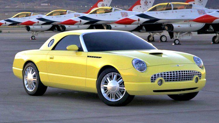 Ford Thunderbird Concept '99