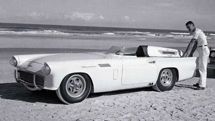 Ford Thunderbird Experimental Race Car '57