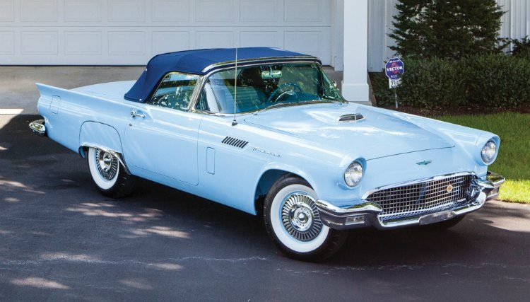 Ford Thunderbird F-Code Special Supercharged (40) '57