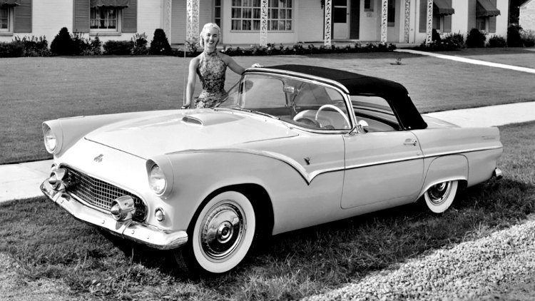 Ford Thunderbird Prototype '54