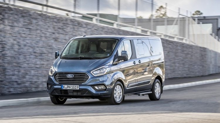 Ford Tourneo Custom PHEV Titanium '19