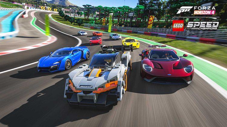 Zo komt LEGO naar Forza Horizon 4