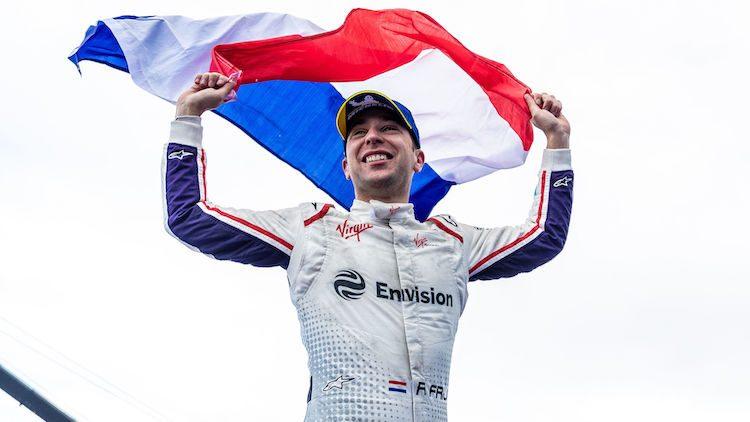 Dit zegt Robin Frijns over zijn Audi-avontuur met de Formule E