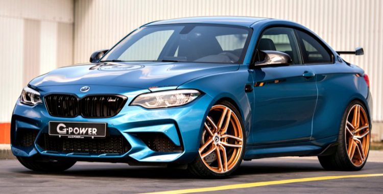 G-Power BMW M2 Competition (F87) '19