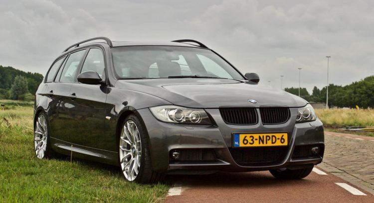 Gestolen BMW