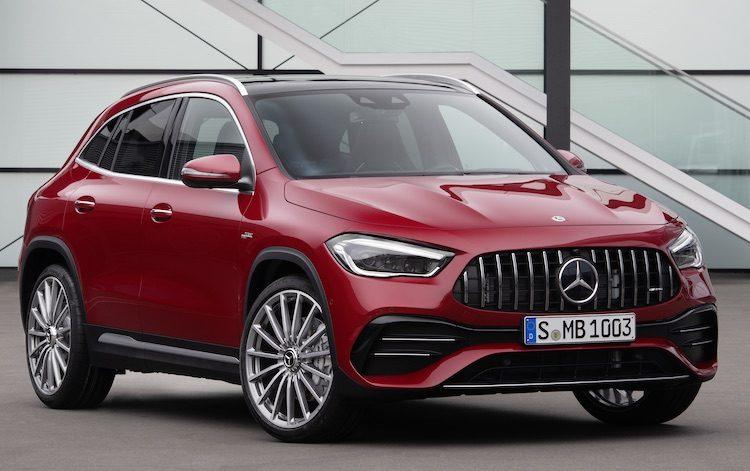 Officieel: dit is de nieuwe Mercedes GLA