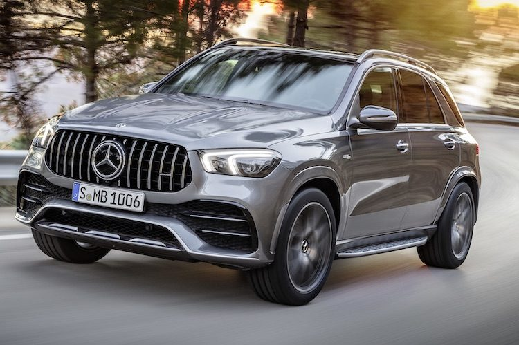 Kijk nou, het is de Mercedes-AMG GLE 53 4MATIC+