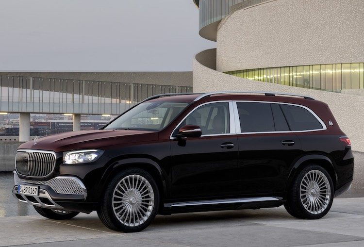 Mercedes onthult bizar luxe Maybach GLS