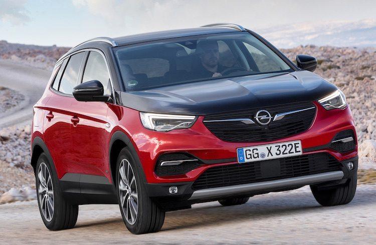 Opel Grandland X Hybrid4: nieuw topmodel met 300 pk