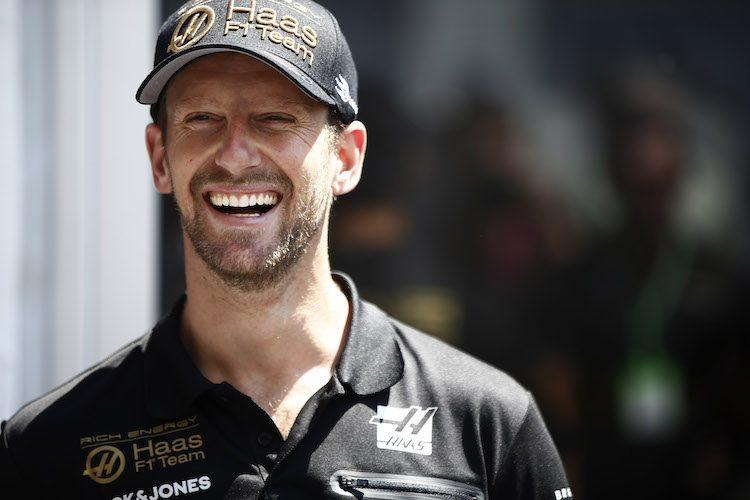 F1-coureur Grosjean trapt inbrekers uit eigen huis