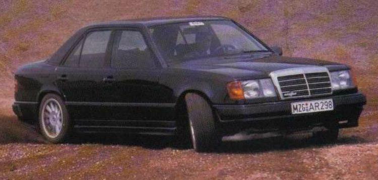 Hartge F1 (W124) '87