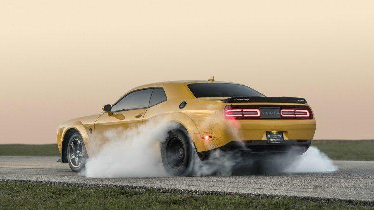 Hennessey Dodge Challenger SRT Demon HPE1400 '20