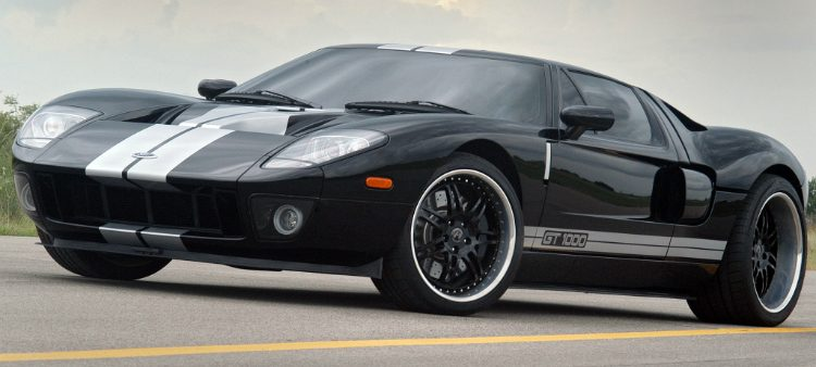 Hennessey Ford GT1000 '07