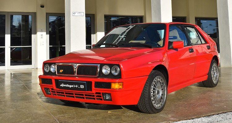 Je kunt nu de perfecte Lancia Delta Integrale realiseren