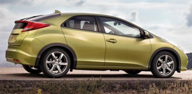 Honda Civic 2.2 i-DTEC Comfort (FK3) '11