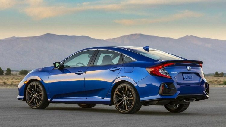 Honda Civic Si '20
