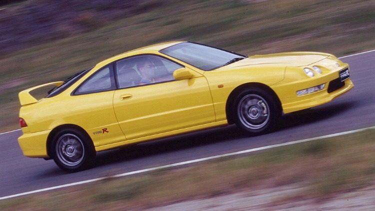 Honda Integra Type-R (DC2) '99