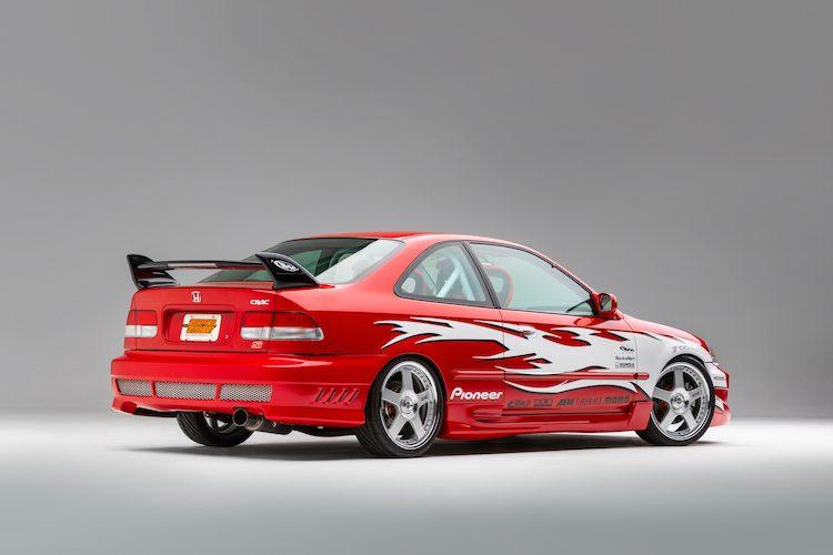 Honda brengt je terug naar het jaar 2000