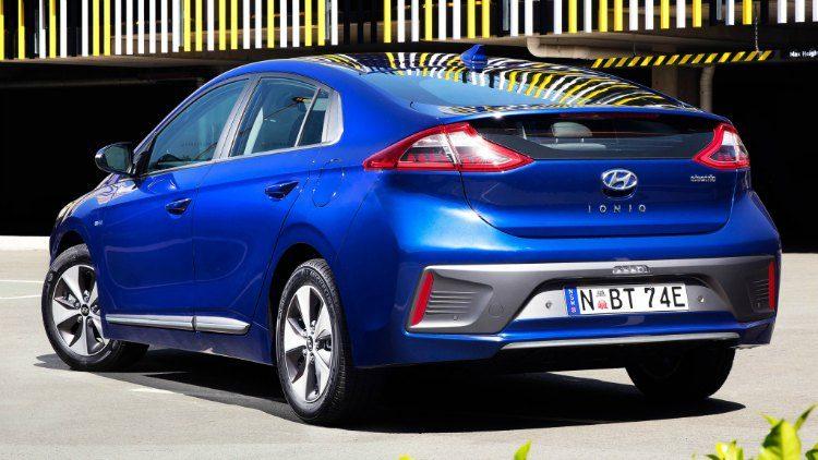 Hyundai IONIQ Electric (AE) '19