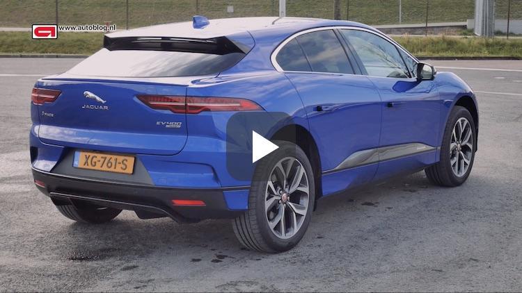 Jaguar I-PACE: introductie duurtester