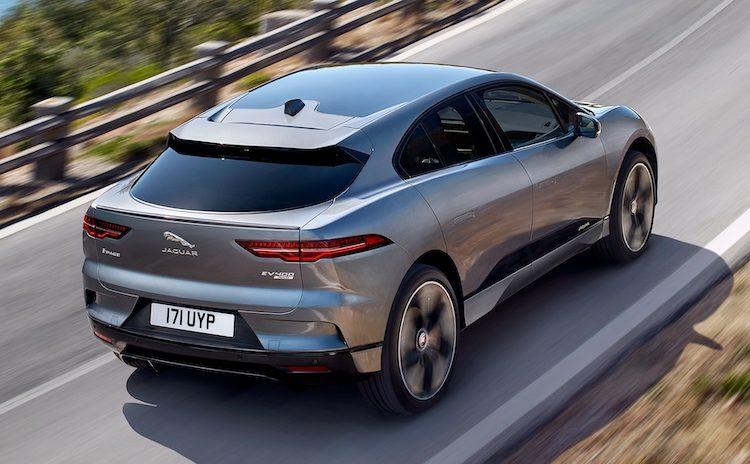 In de Jaguar I-PACE zit stiekem een stuk Saab verwerkt