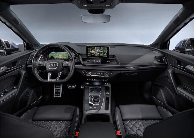 Vergelijking: de nieuwe Audi SQ5 TDI vs de oude