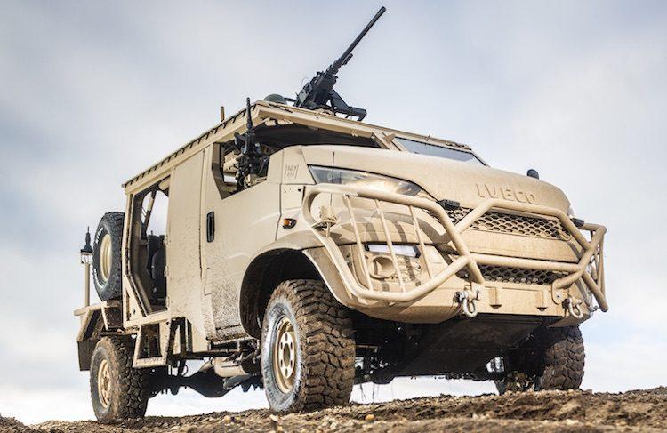 Nieuwe auto van de zaak voor het Korps Mariniers