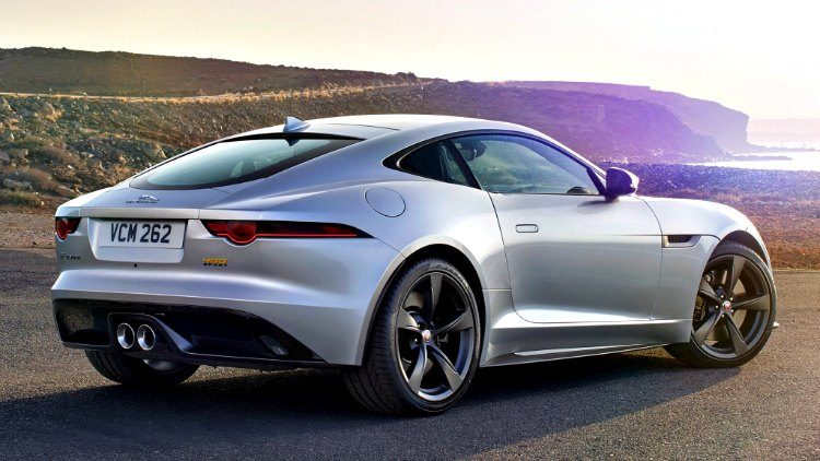 Jaguar F-Type 400 Sport '18