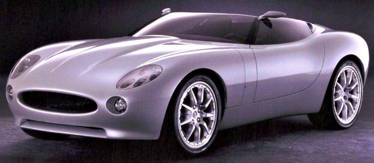 Jaguar F-Type Concept '00