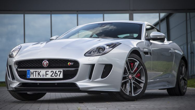 Jaguar F-Type S AWD Coupé '17