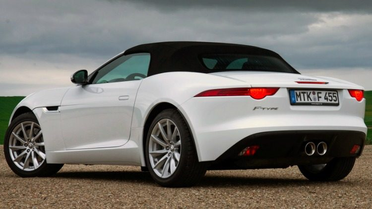 Jaguar F-Type V6 (X152) '13
