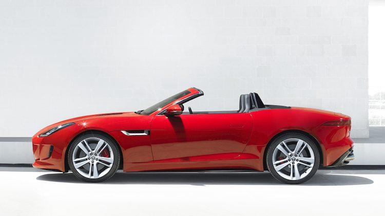Jaguar F-Type V8 S (X152) '13