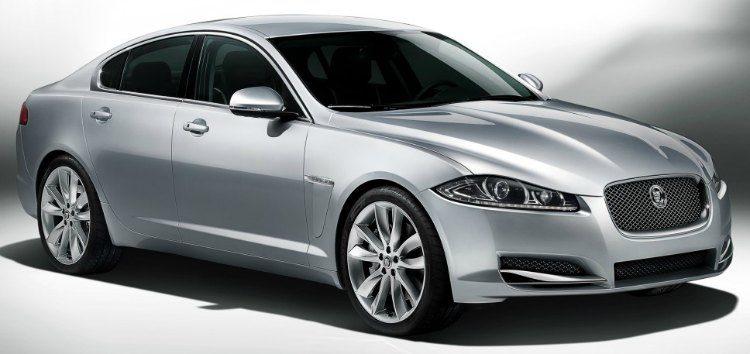 Jaguar XF 5.0 Portfolio '12