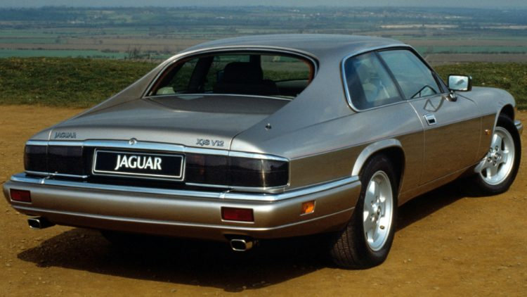 Jaguar XJS V12 Coupé '95