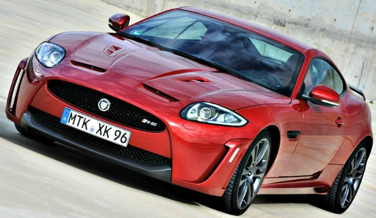 Jaguar XK-RS '12
