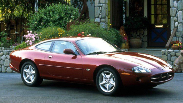 Jaguar XK8 Coupe (X100) '96