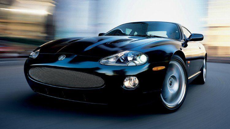 Jaguar XKR-S (X100) '06