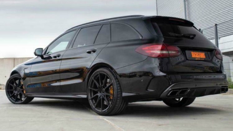 JD Customs Mercedes-AMG C63S Estate (S205)