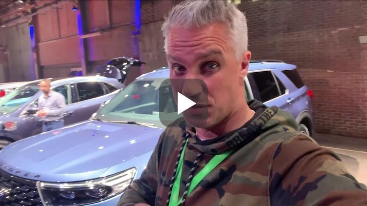 Nieuwe Ford Kuga, Explorer Plug-In Hybrid en meer Ford-nieuws