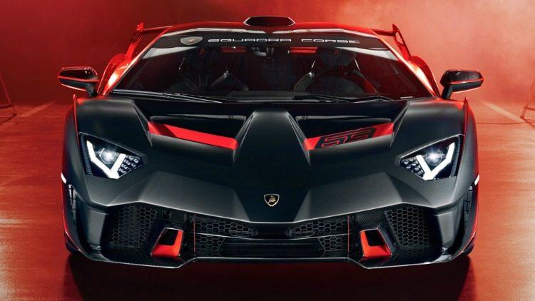 Lamborghini SC18 '18