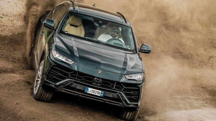Lamborghini Urus Off-Road Package '19
