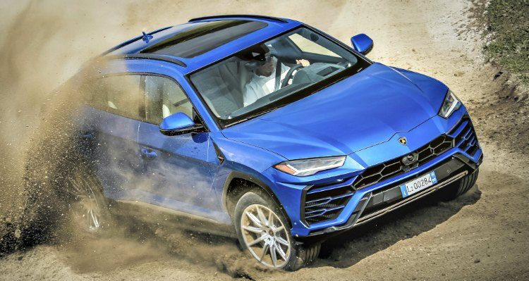 Lamborghini Urus Off-Road Package '19