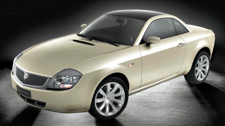Lancia Fulvia Concept '03