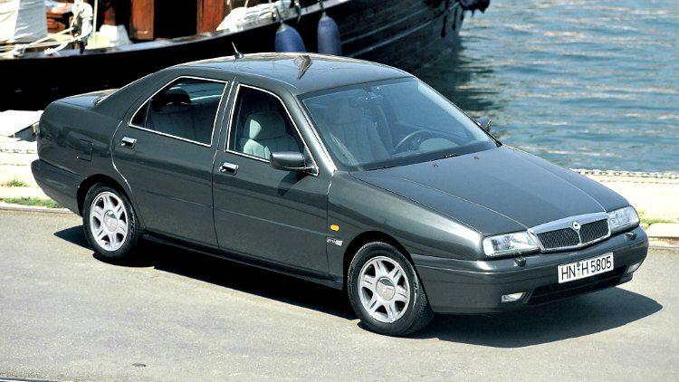 Lancia Kappa 2.4 JTD LX (838) '98